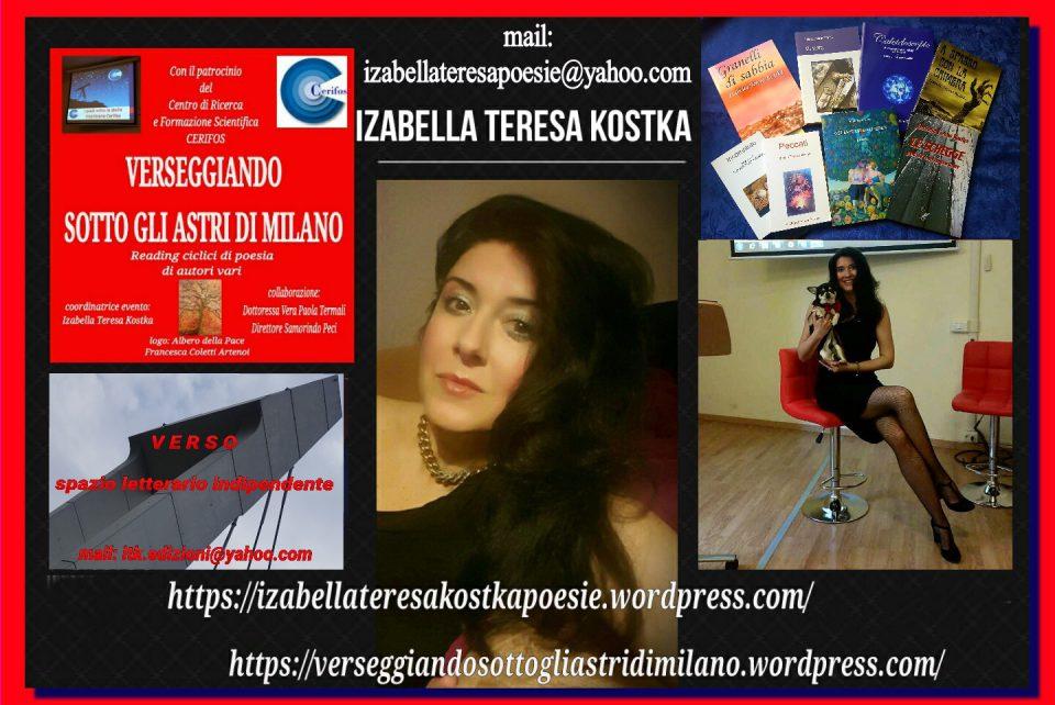 Izabella Teresa Kostka Poesie